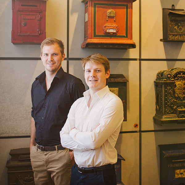 CEO Newsletter2Go - Steffen Schebesta e Christoph Beuck