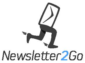 Logo Newsletter2Go verticale medio