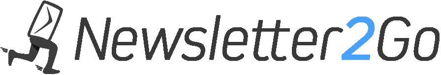 Newsletter2Go logo orizzontale medio