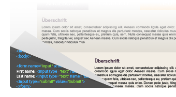 Newsletter codificate a mano in html