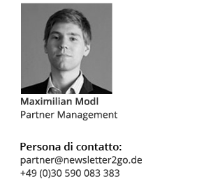 Maximilian Modl - Partner Manager
