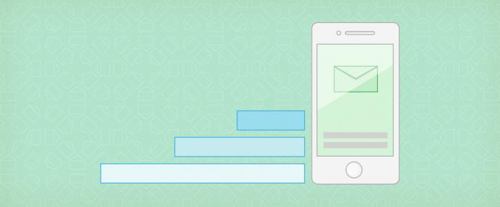 Newsletter con design responsivo