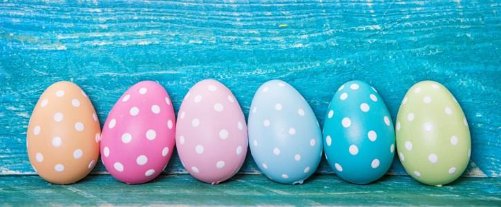 Consigli last minuti per la newsletter di Pasqua