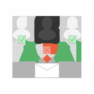 Allineamento contatti e liste nere