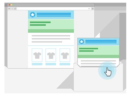 Versione web automatica creazione newsletter