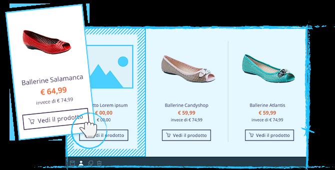 Importazione dei prodotti in un solo click