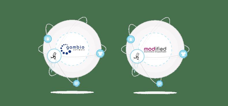 Integrazioni Gambio 3 e modified