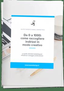 White Paper_Email marketing per influencer e blogger professionisti
