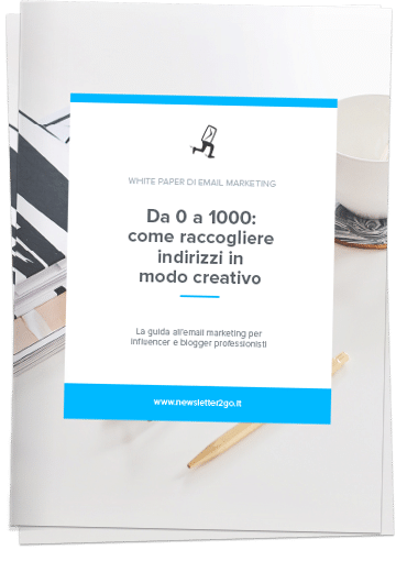 White Paper_Email marketing per influencer e blogger professionisti