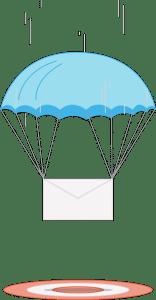 Tasso di consegna newsletter Newsletter2Go
