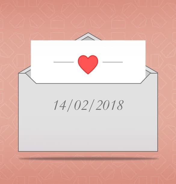 Newsletter di San Valentino