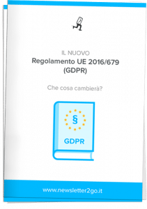 Whitepaper su GDPR Newsletter2Go