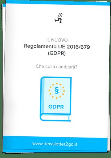 Whitepaper su GDPR Newsletter2Go