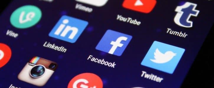 raccogliere indirizzi con facebook Newsletter2Go