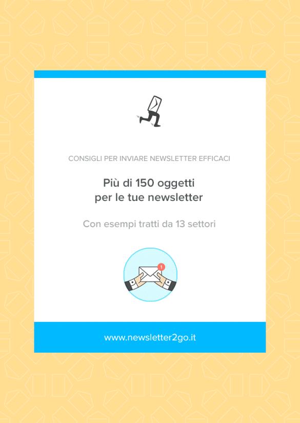 Whitepaper oggetti newsletter migliori Newsletter2Go